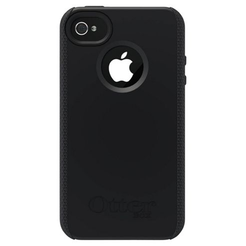 Otterbox Impact Silicone Case for Apple iPhone 4/4S - Black