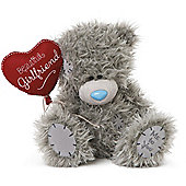 Me to You Tatty Teddy Bear Heart Shaped Balloon Beautiful Girlfriend