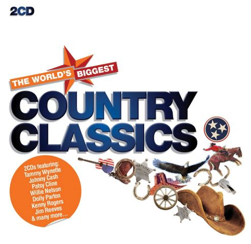 Worlds Biggest Country (2Cd) - Tesco Exclusive