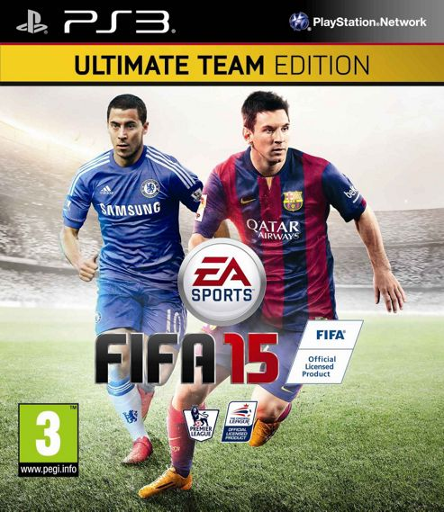 Fifa 15 Ultimate Team Edition PS3