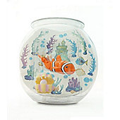 Lil' Fishies Motorised Water Pets Fishbowl - Lucky