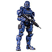 Halo 4 Series 1 - Spartan Soldier Blue - Action Figure - McFarlane