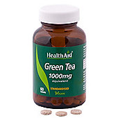 Green Tea Extract 100mg - Standardised