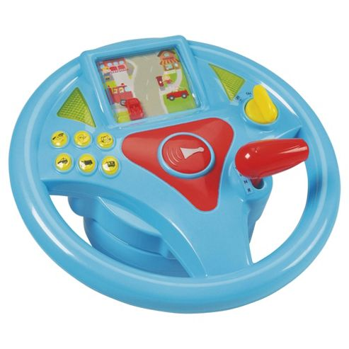 Carousel Steering Wheel