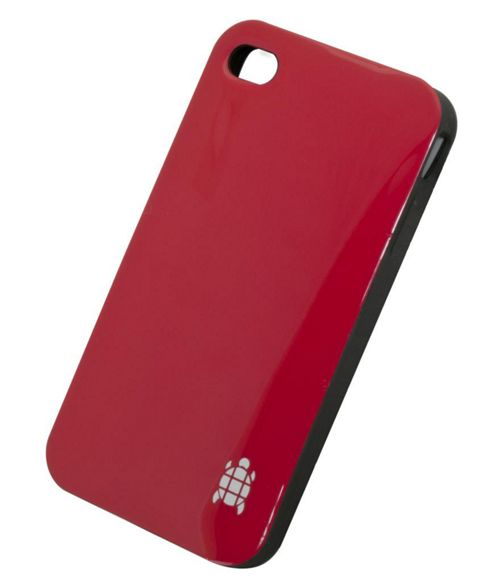 Tortoise™ Hard Case iPhone 4/4S Raspberry