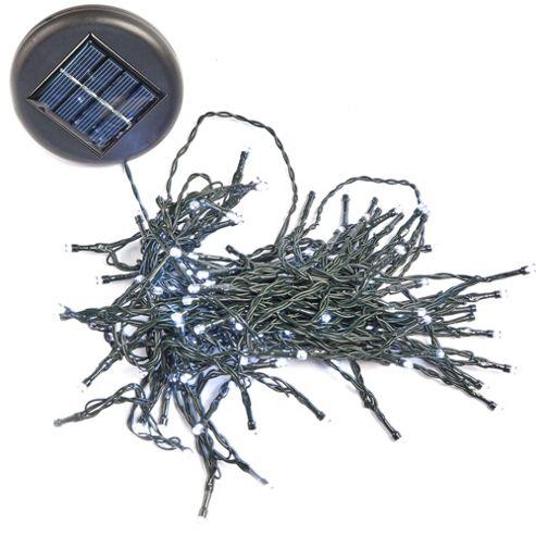 Buy Andrew James Solar Outdoor Fairy Lights String Of 100