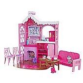 Barbie Cozy Cabin - Dolls and Playsets