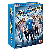 Big Bang Theory: Series 1-6 (DVD Boxset)