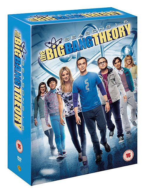 Big Bang Theory - Series 1-6 - (DVD Boxset)