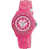 Tikkers Childrens Rubber Strap Watch TK0023