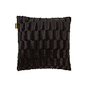 Biba Black Mink Cushion New