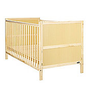 OBaby Emily Cot Bed (Natural)