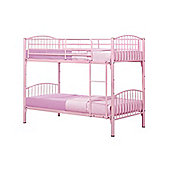 Cherry Bunk Bed - Pink