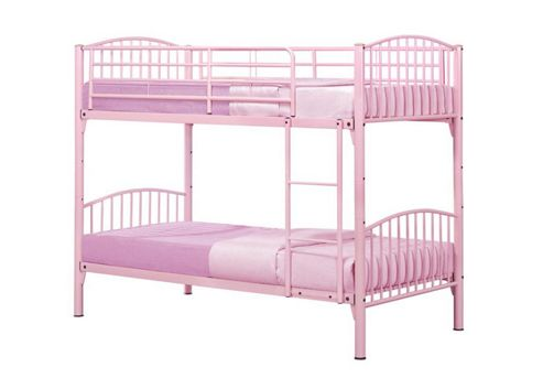 Cherry Bunk Bed - Pink