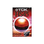 EC45HSX3 3 Pack 45 Minute VHS Cassette