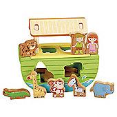 Carousel Wooden Noahs Ark