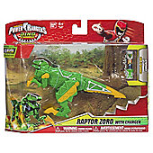 Power Rangers Dino Charge Raptor Zord