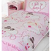 Love to Dance, Girls Junior Bedding