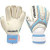 Reusch Re:Pulse Pro A2 Roll Finger Goalkeeper Gloves Size - Blue
