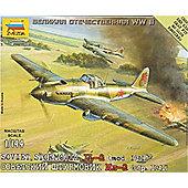 Zvezda - Soviet Stormovik IL-2 (mod. 1941) 1/144 6125