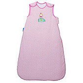 Grobag Sleeping Bag - Ballerina 1.0 Tog (6-18 Months)