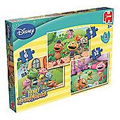 Disney Henry Hugglemonster Trio Jigsaw Puzzles