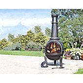 Large Chimenea with cast iron legs