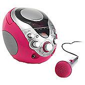Goodmans XB6CDG Karaoke Machine