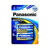 Panasonic EVOLTA 2-pack Battery