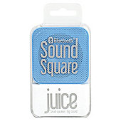 Juice Sound Square Bluetooth SpeakerBlue