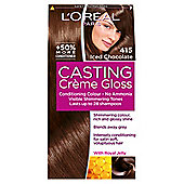 L'Oreal Paris Casting Crème Gloss415 Iced Choc