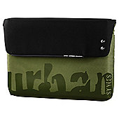 "Hama AHA Stan Laptop/Notebook Sleeve up to 13.3"" Black & Green"