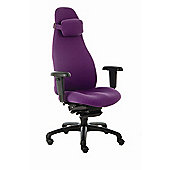 Energo OBUS Forme Executive Chair - Blue