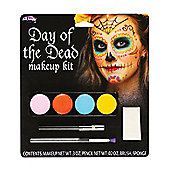 Day Of The Dead Make-Up Kit Female