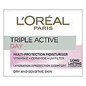 L'Oréal Triple Active Day Moisturiser 50ml