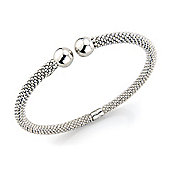 Jewelco London Sterling Silver - Bangle - Ladies