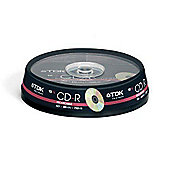 TDK CD-R Cakebox 700MB 52X 10 Pack