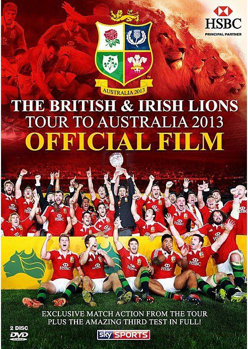 British & Irish Lions Match Highlights (Tour Win)