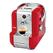 Lavazza Saeco A Modo Mio Coffee Machine in Red