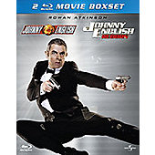 Johnny English 1 & 2 DVD (DVD Boxset)