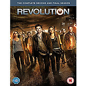 Revolution: Season 2 Blu-Ray