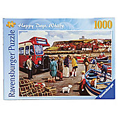 Ravensburger Happy Days - Whitby, 1000 Piece  Puzzle
