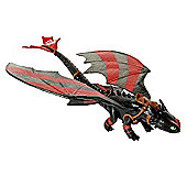 How To Train Your Dragon 2 Power Dragon - Toothless Barrel Roll Action