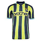 Man City 1999 Wembley Shirt - Blue