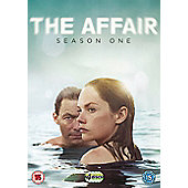 The Affair Season 1 DVD