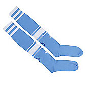 2012-13 Napoli Macron Home Socks (Blue) - Blue