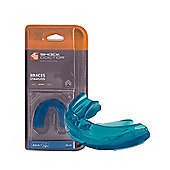 Shock Doctor Shock Doctor Braces Mouth Guard - Blue
