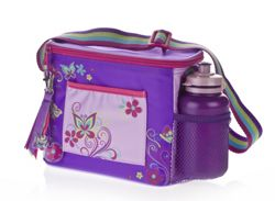 Dnc 656-543 Butterfly Swirl Bag/Bottle Combo