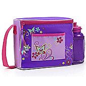 Dnc 656-543 Butterfly Swirl Bag/Bottle Combo