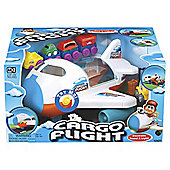 Cargo Flight 123 Playset